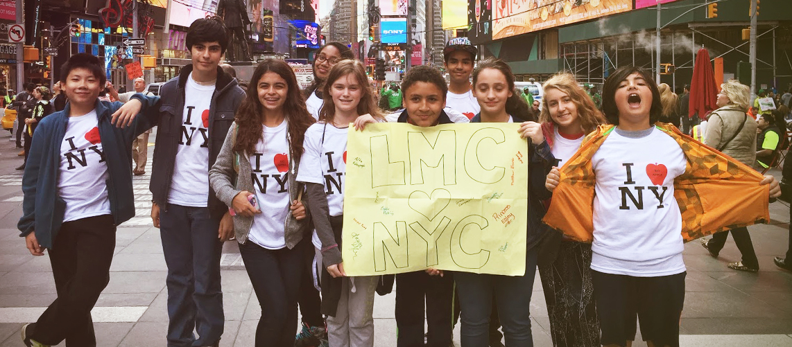 LMC Loves NYC!